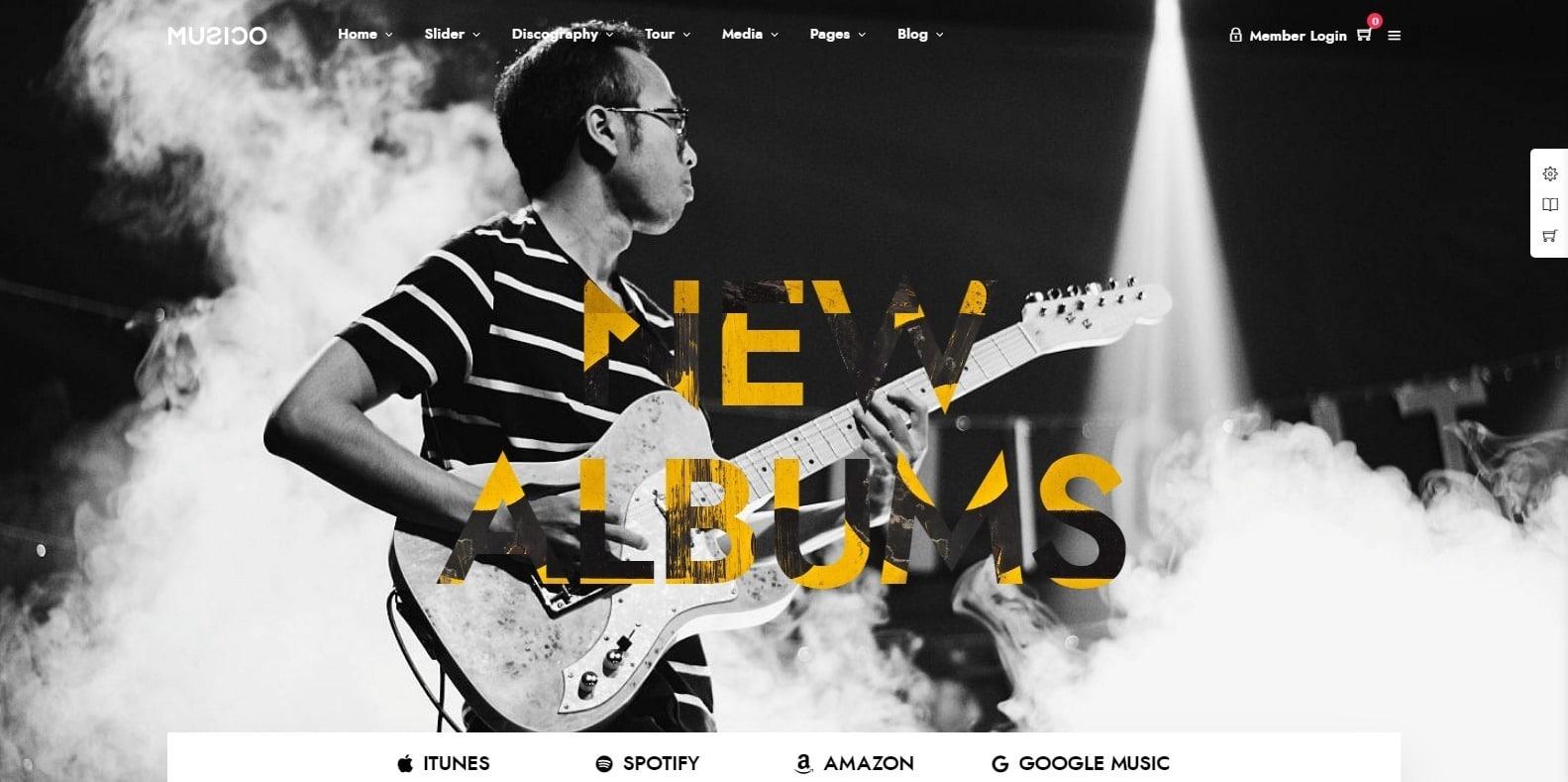 musico-recirding-studio-website-template