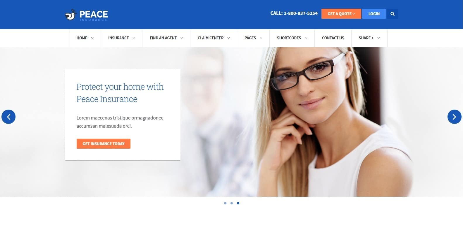 peace-wordpress-mortgage-broker-website-template