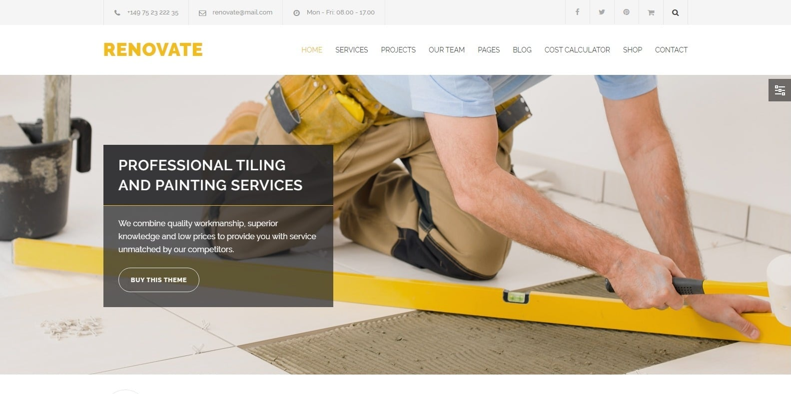 renovate-home-staging-website-template