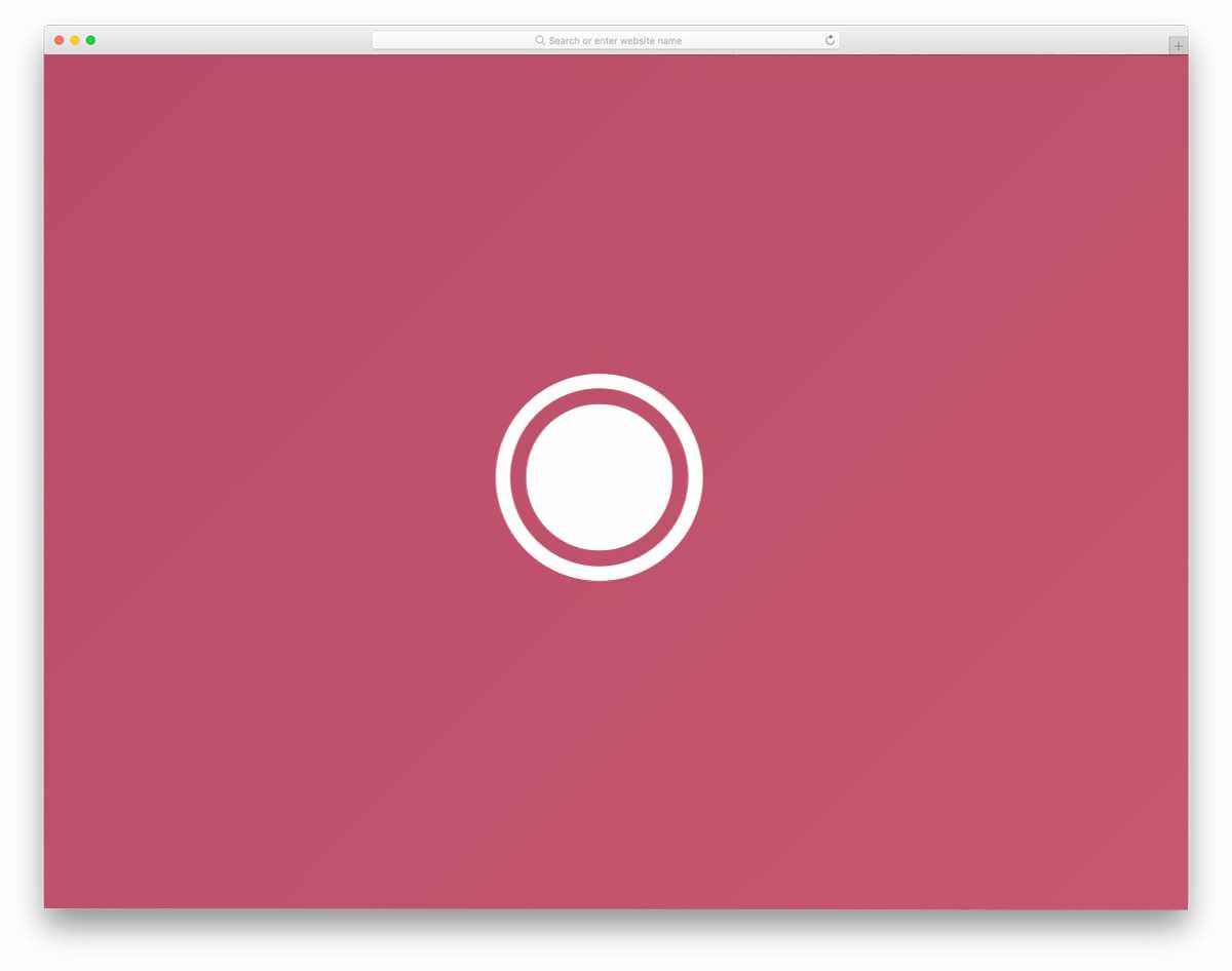 animated radio button