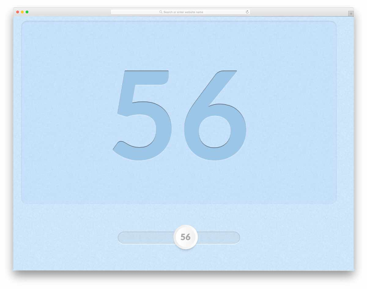 intriguing pagination concept