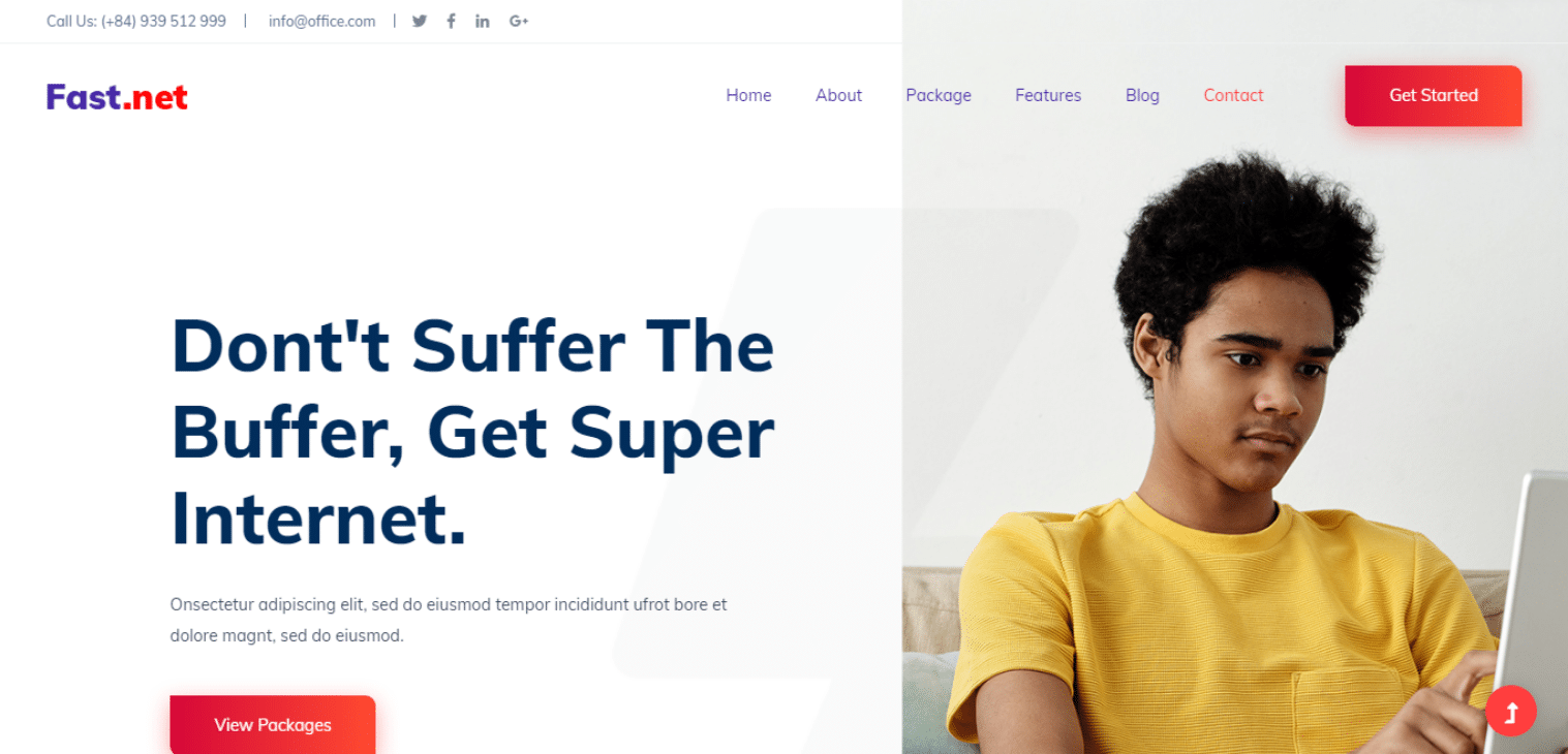 fastnet-free-html-bootstrap-website-template