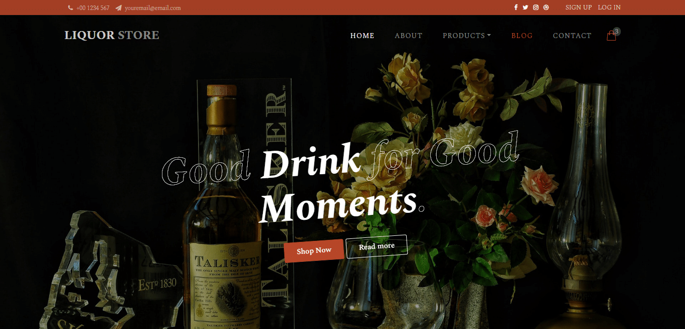 liquorstore-free-ecommerce-website-template