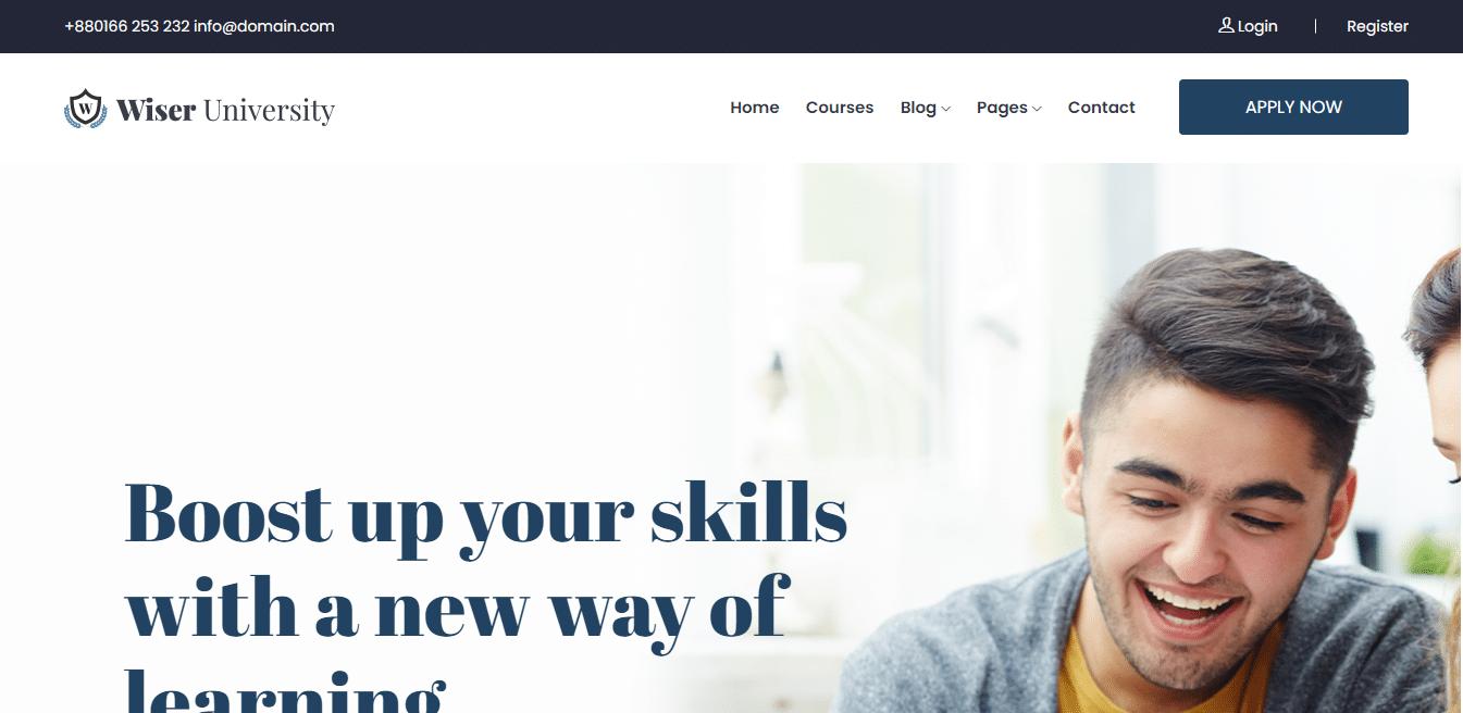 wiser-kindergarten-website-template