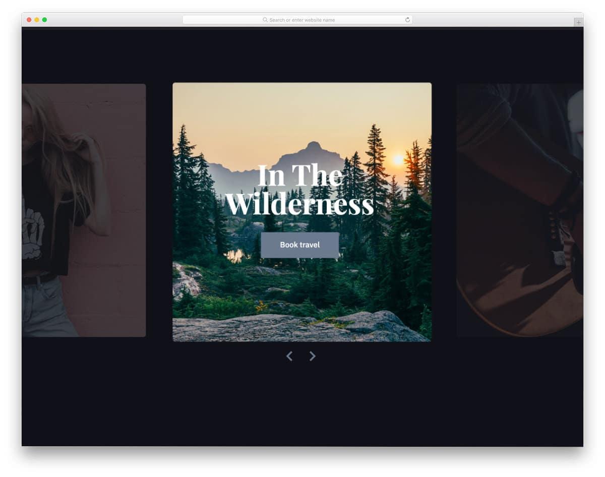 interactive slideshow