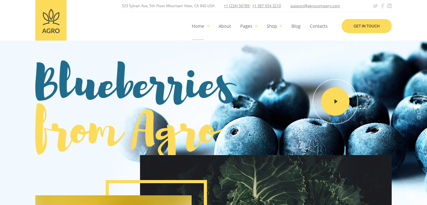 agro-agriculture-website-template