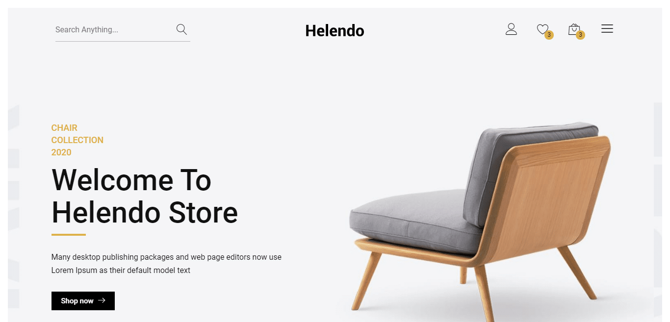 helendo-ecommerce-website-template