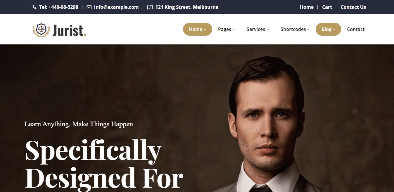 jurist-attorney-website-template