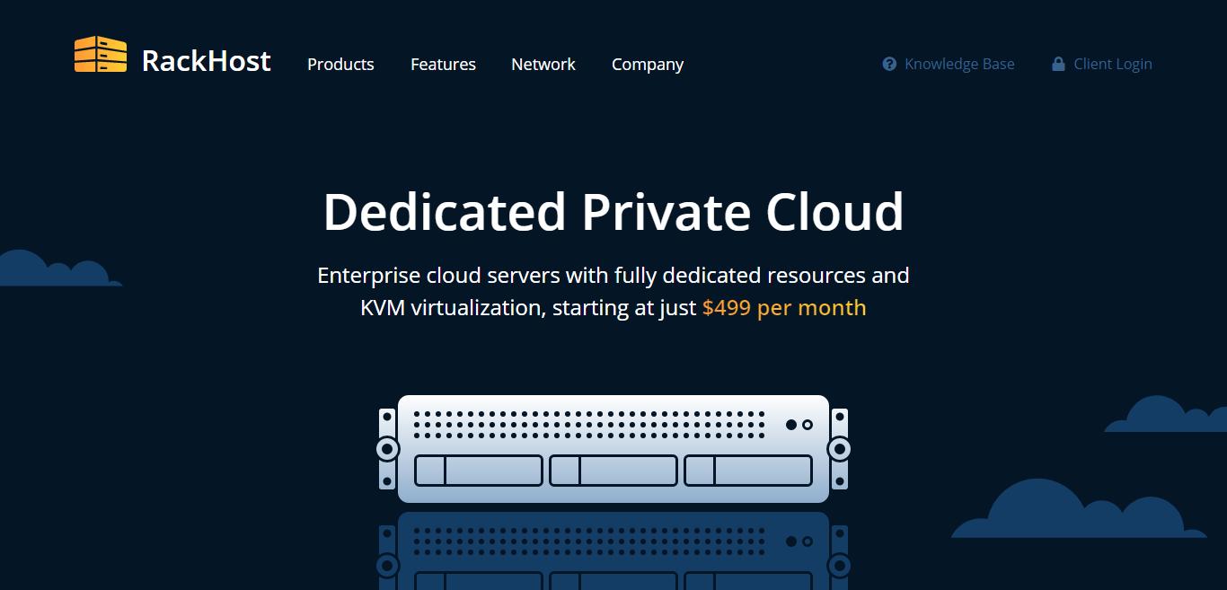 rackhost-hosting-website-template