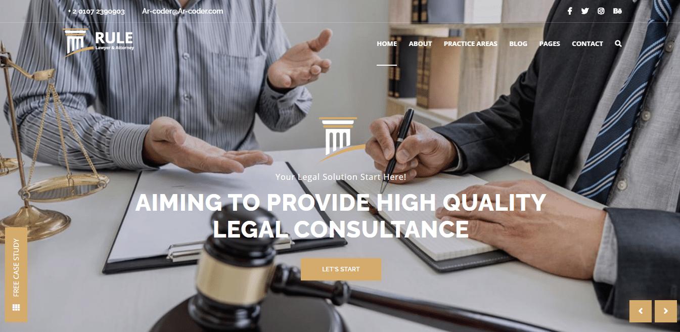 rule-attorney-website-template