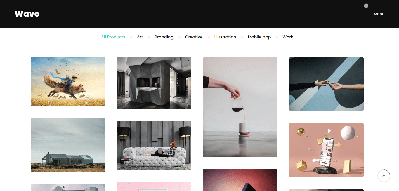 wavo-portfolio-website-template