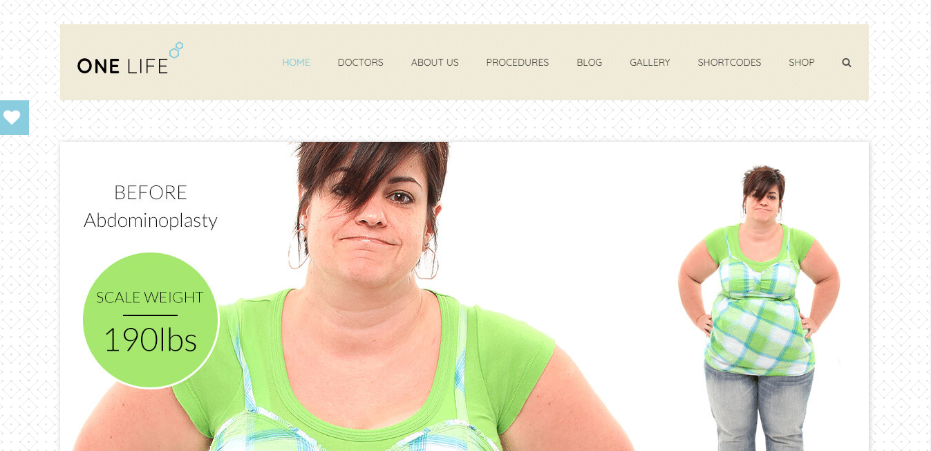 onelife-physical-therapy-website-template