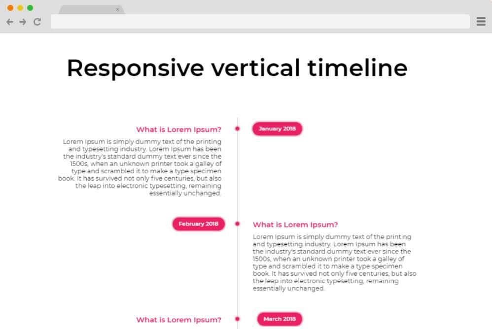 responsive-simple-vertical-timeline