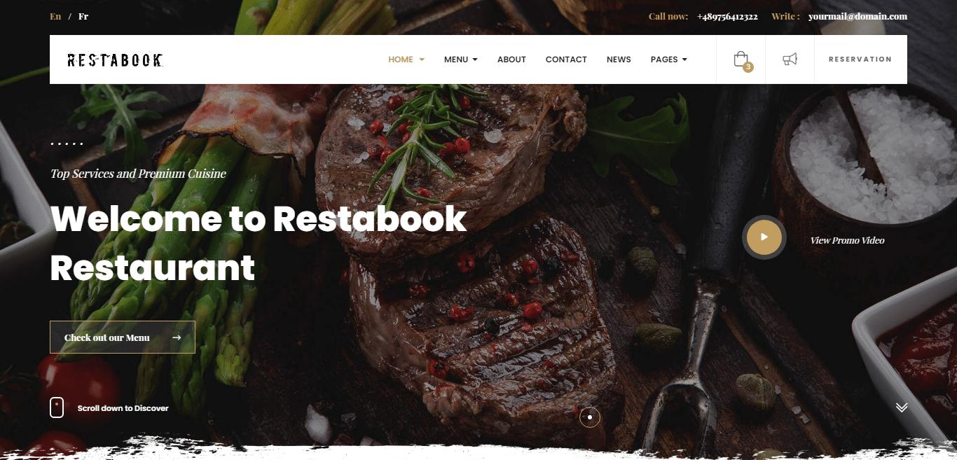 restabook-restaurant-website-template