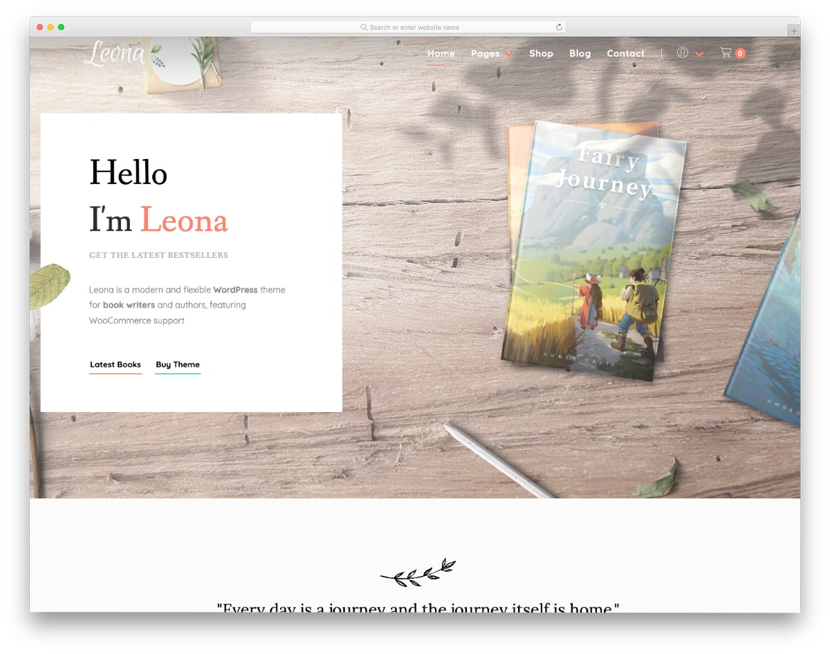 books website templates with a friendly interface