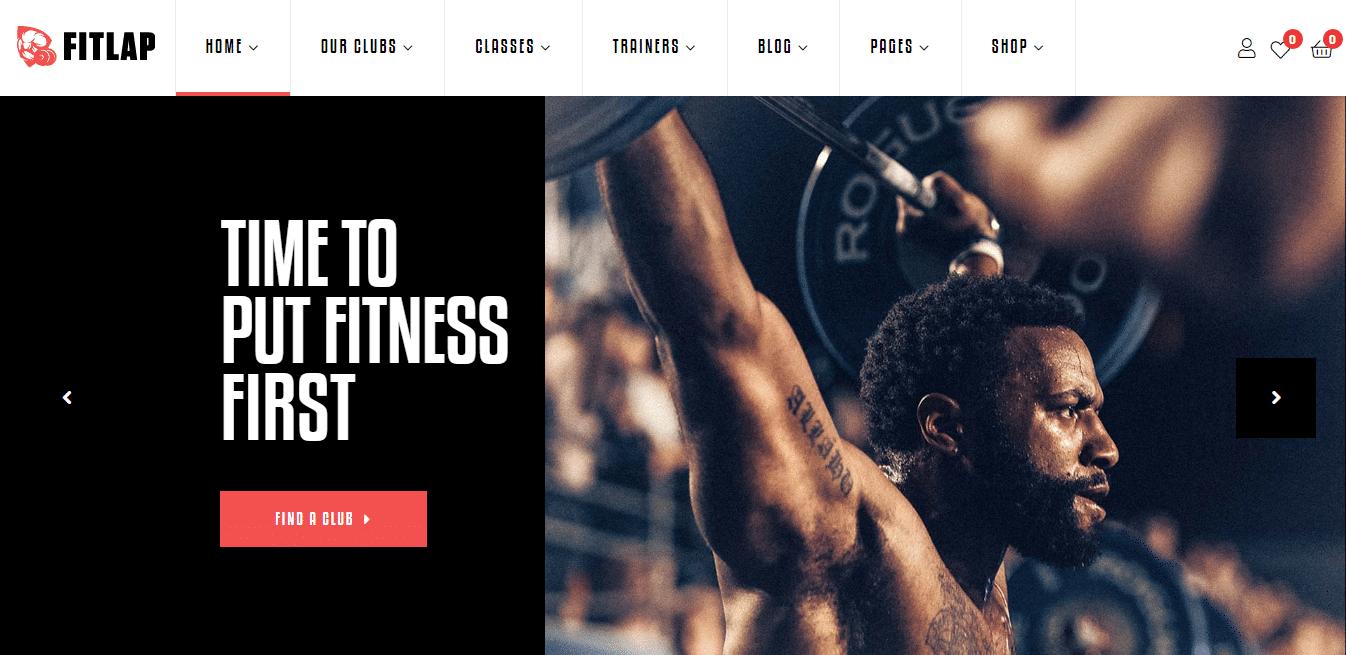 fitlap-sports-wordpress-website-template