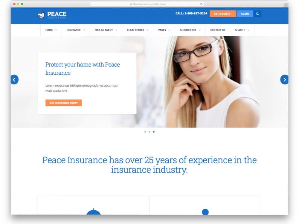 insurance-agent-website-templates-featured-image