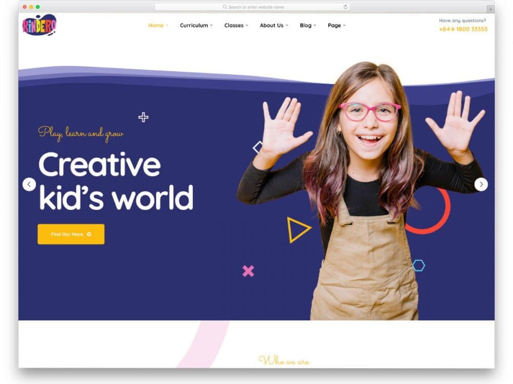 kids-school-website-templates-featured-image