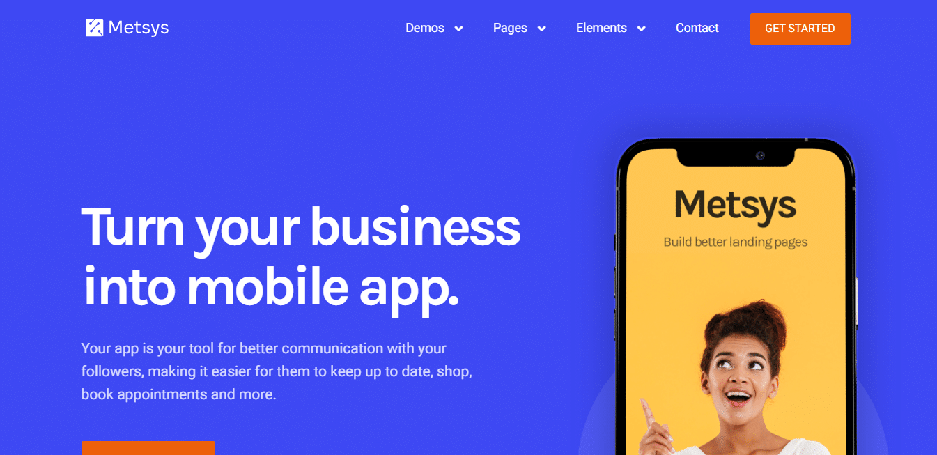 mtsys-software-landing-page-website