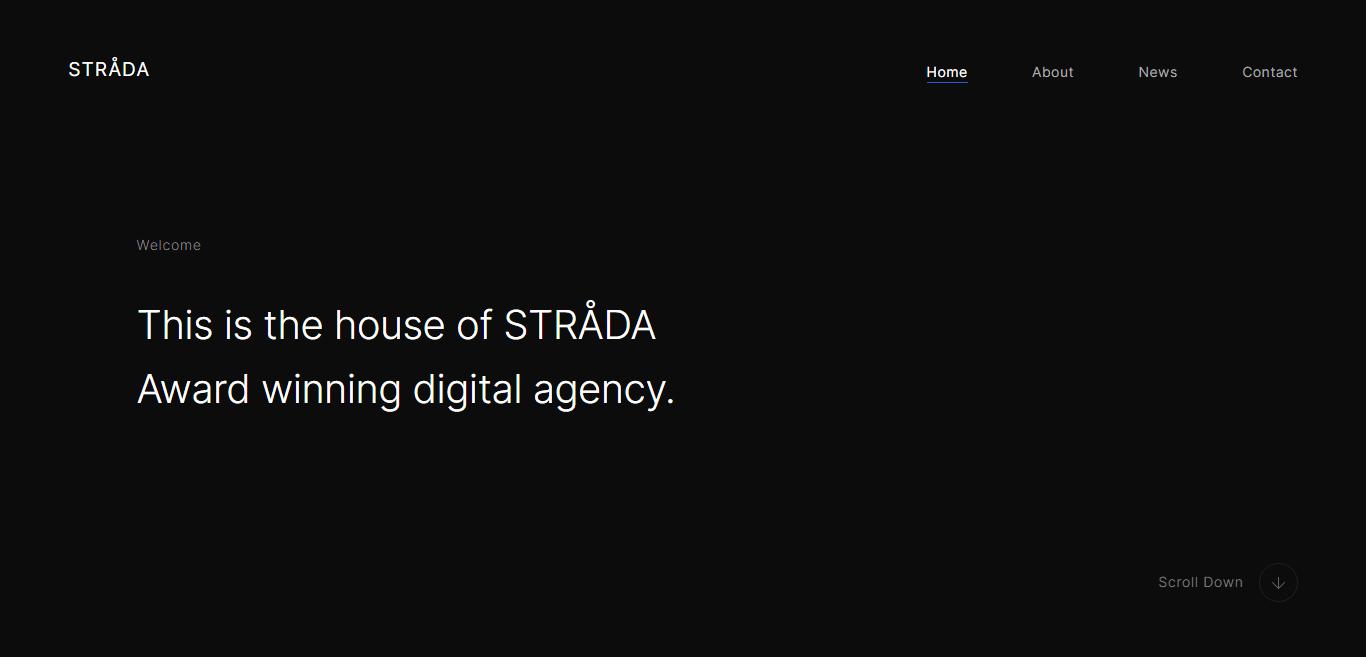 strada-resume-website-template