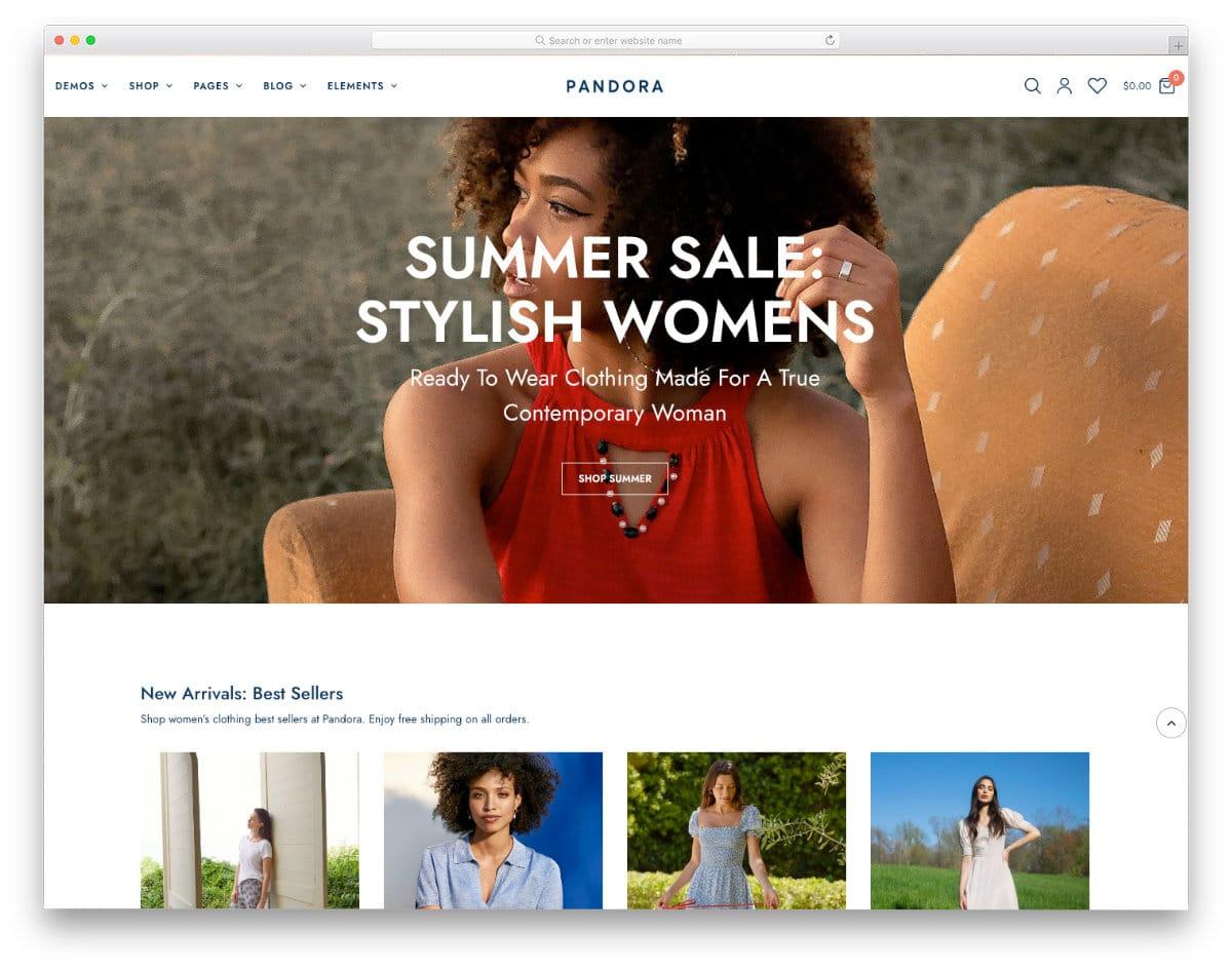 multi-concept online store template