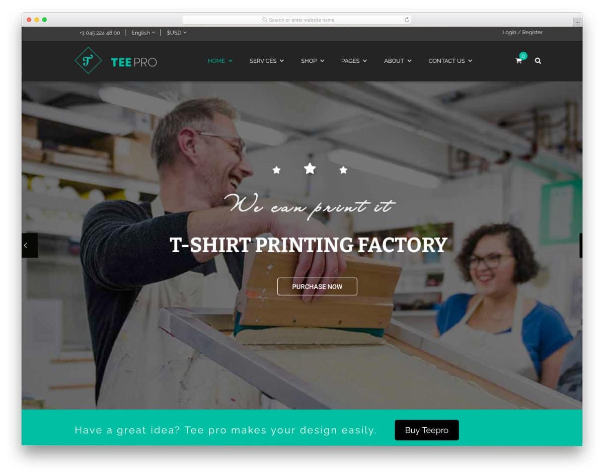 fake website template to create cafepress like website