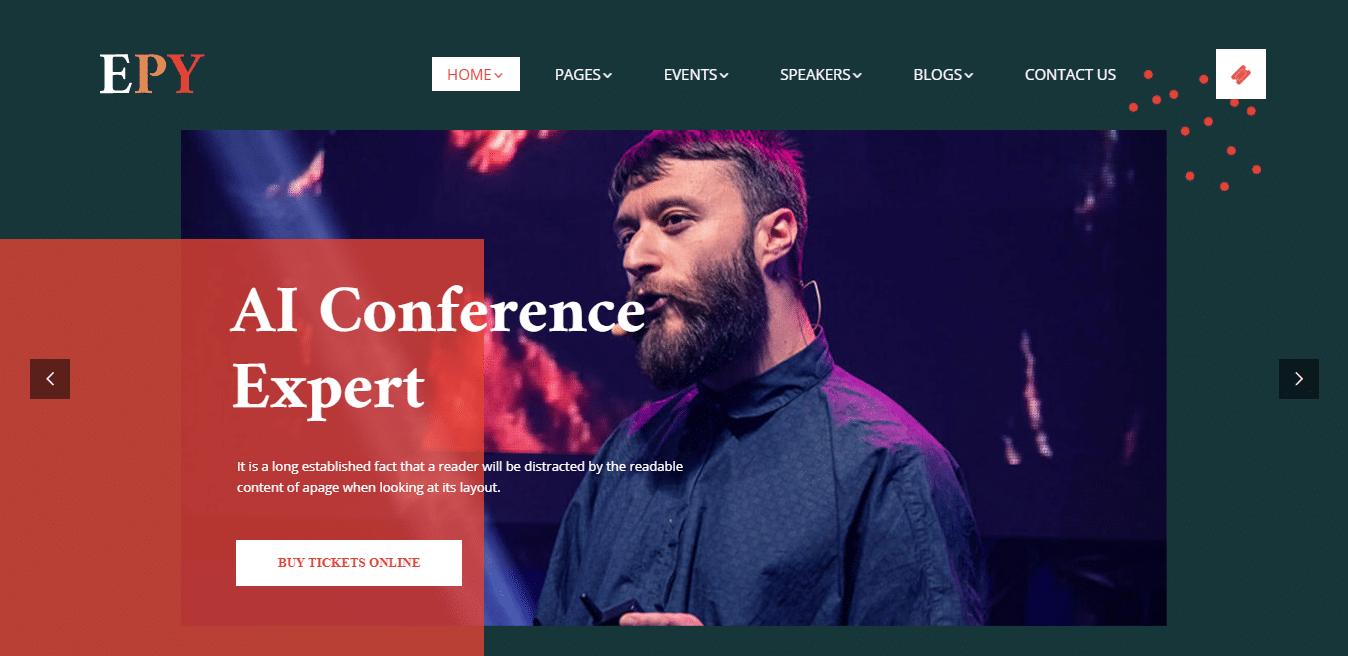 epy-event-website-template