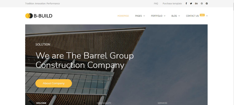 bbuild-construction-website-template