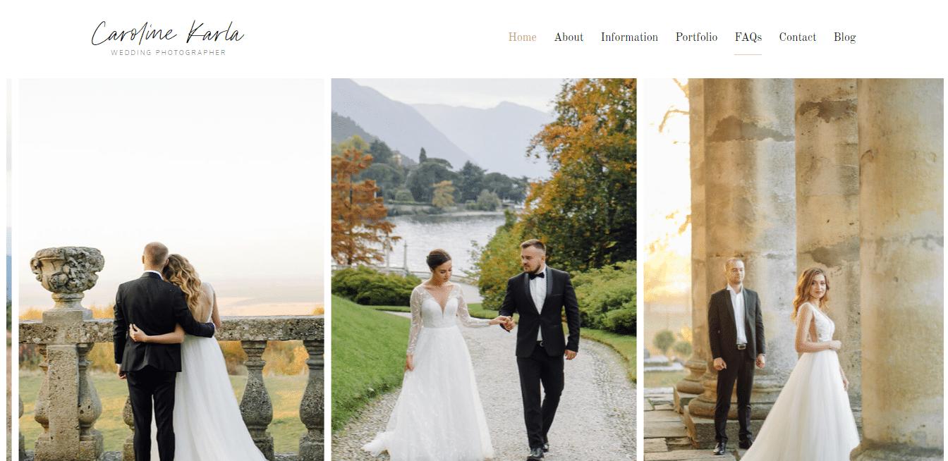 ckarla-wedding-website-template