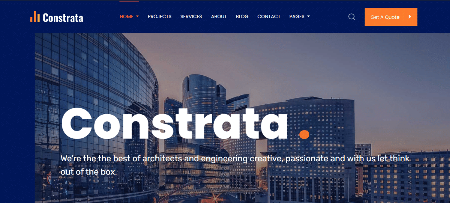 comstrata-construction-website-template