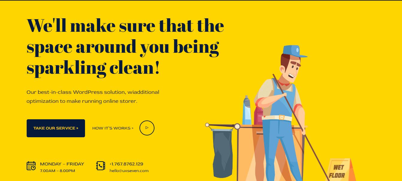 maxclean-handyman-website-template