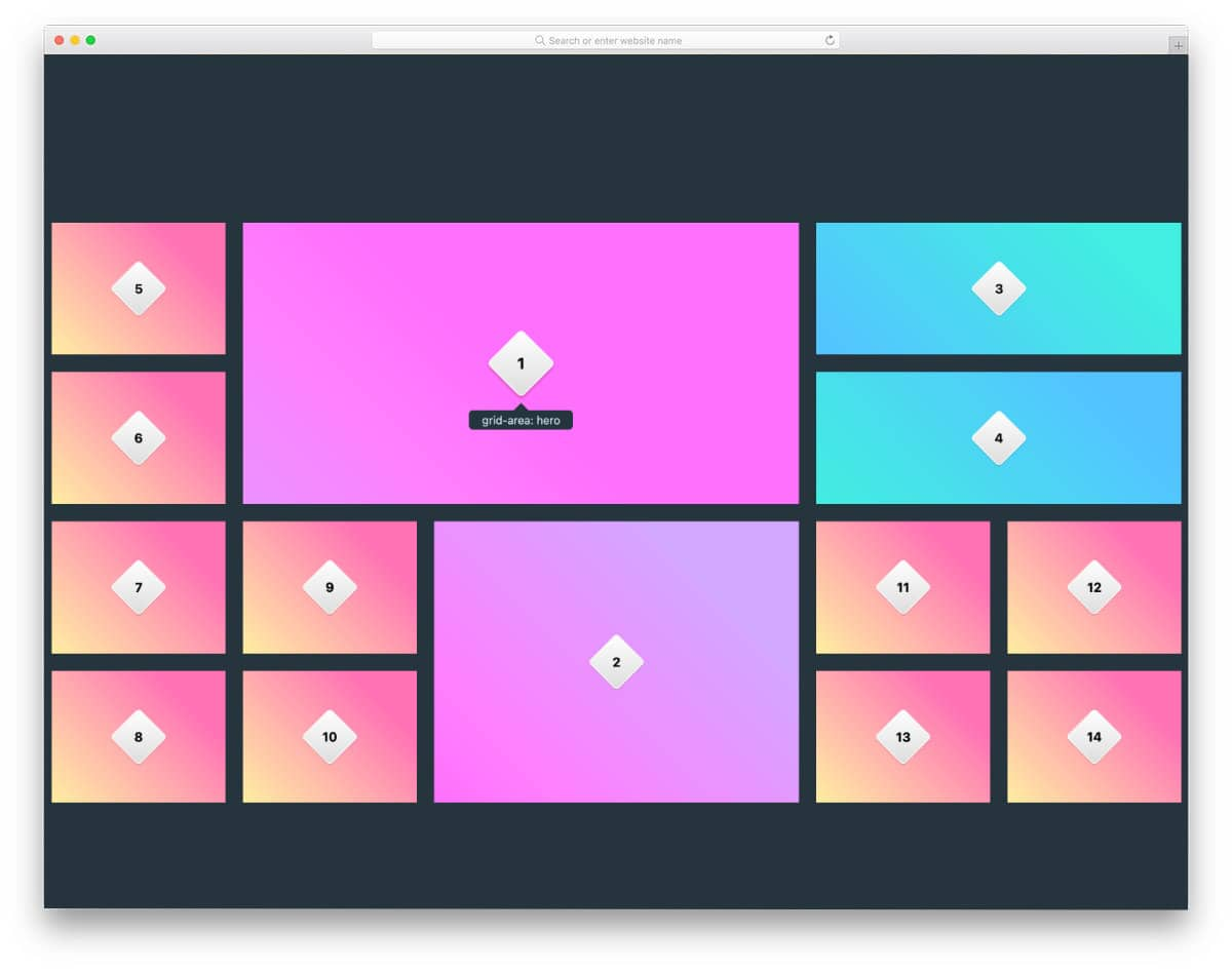 CSS animated tooltips