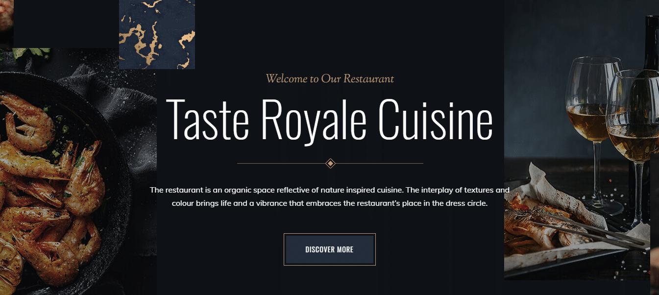 benoit-premium-restaurant-website-template