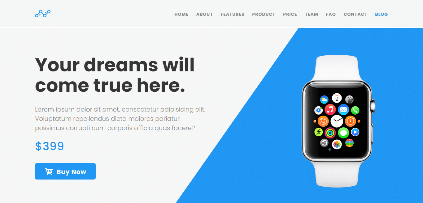 blue-landing-page-website-template