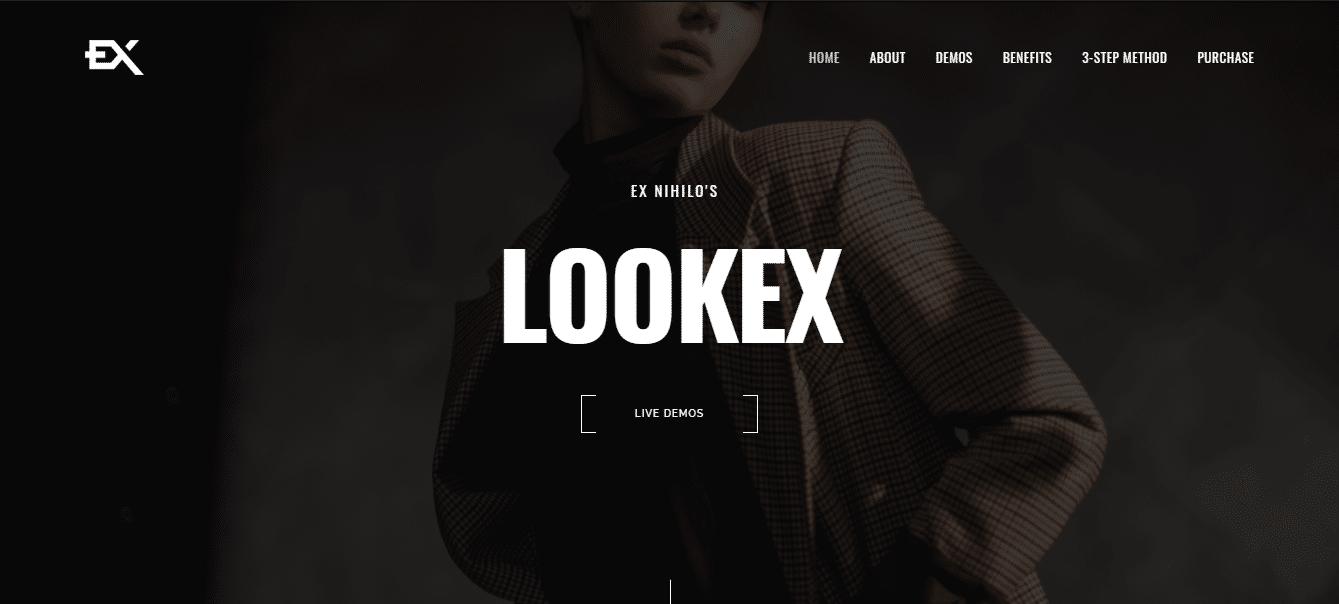 lookex-video-website-template