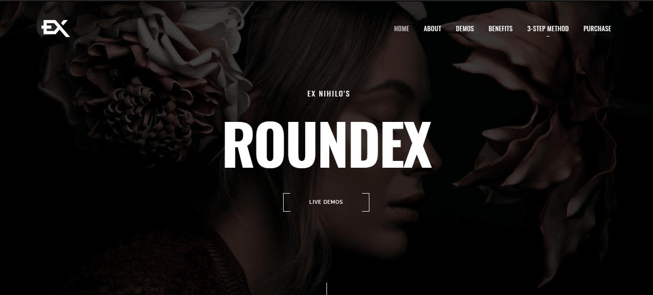 roundex-video-website-template
