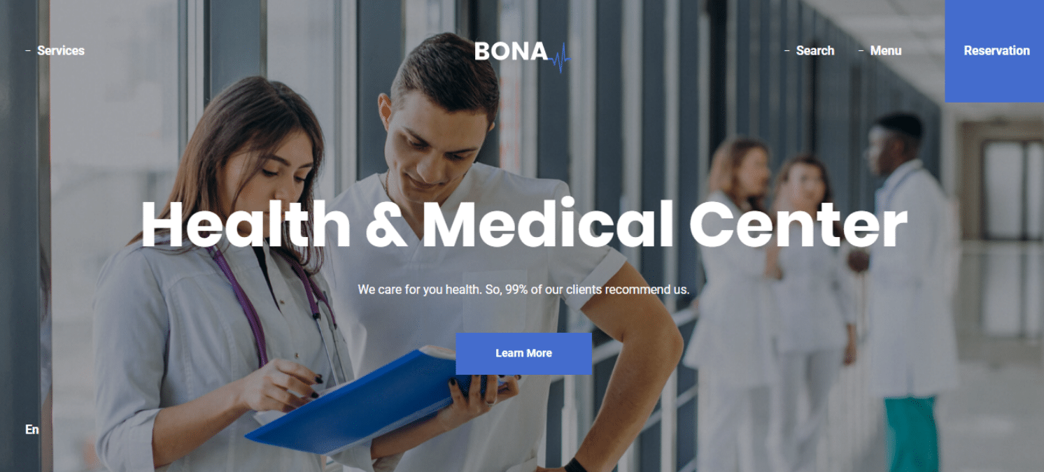 bona-hospital-website-template