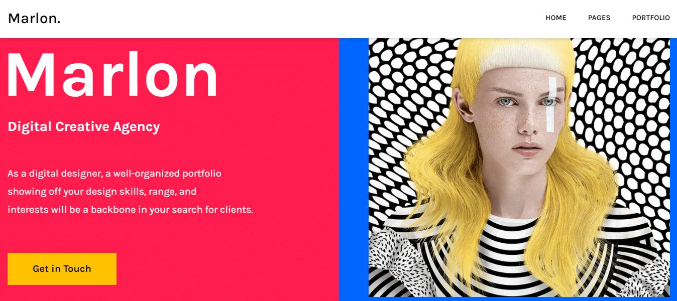 marlon-graphic-website-template