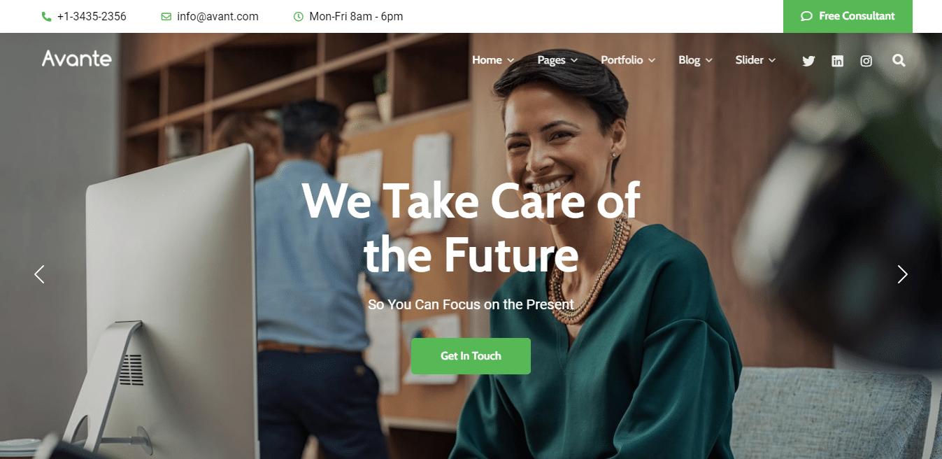 avante-html5-business-responsive-website-template