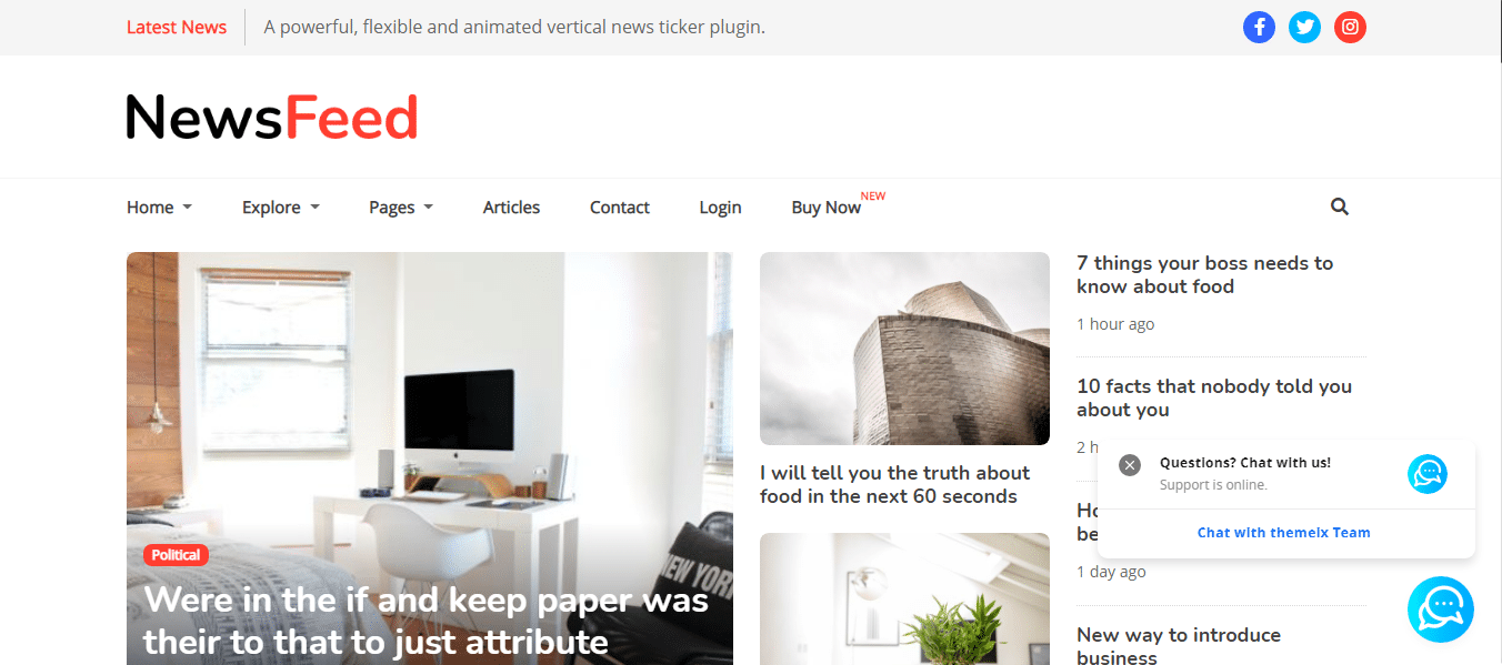 newsfeed-news-website-template