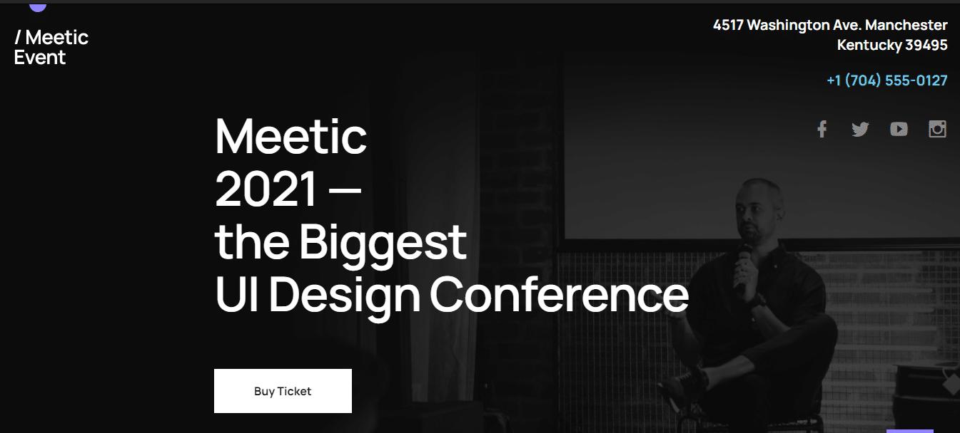meetic-event-website-template
