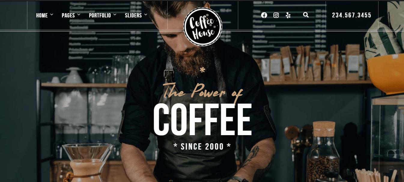 craft-coffee-website-template