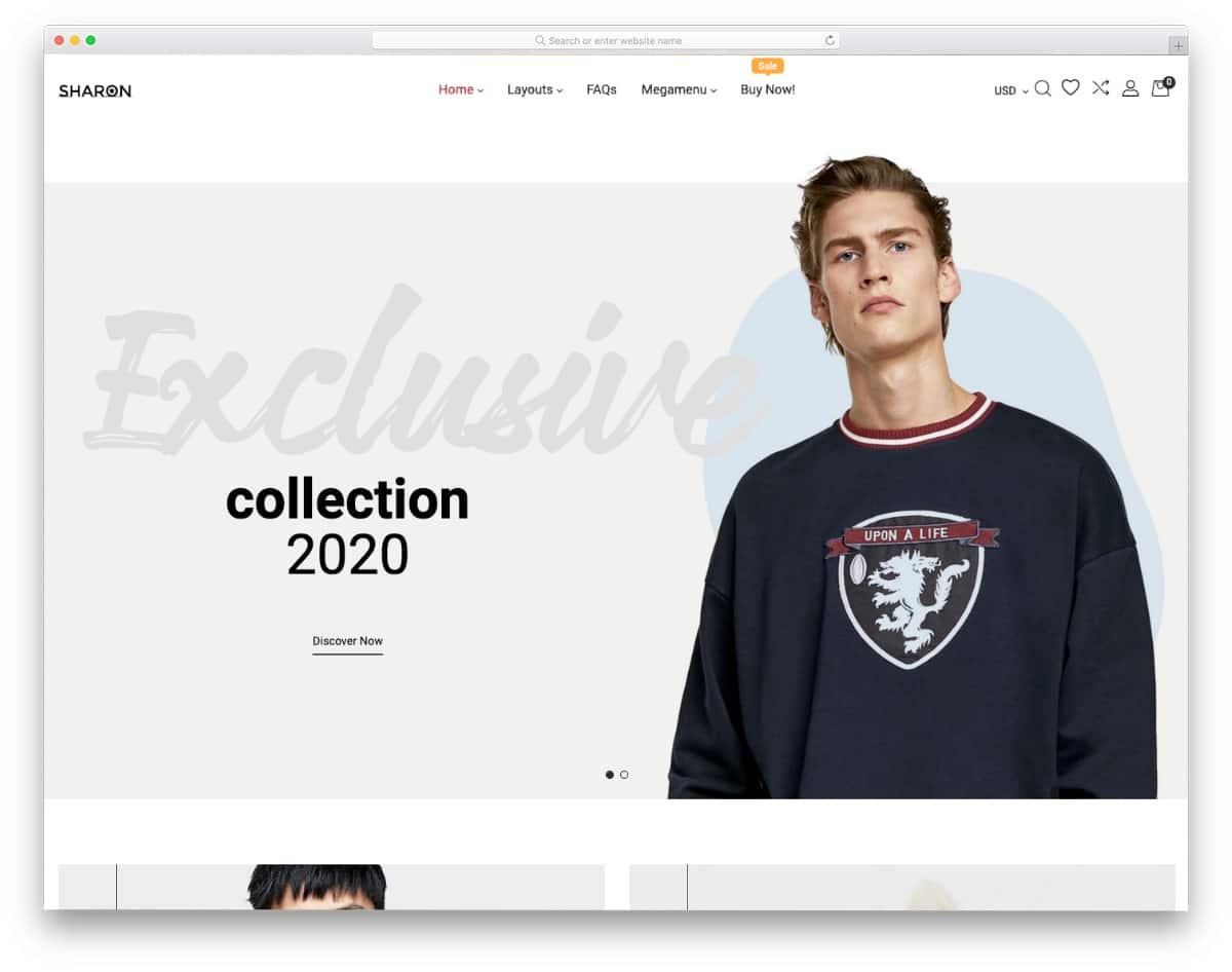 responsive fashion boutique Shopify themes